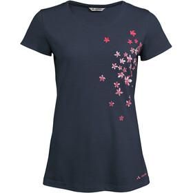 VAUDE Skomer Print T-Shirt Femme, eclipse